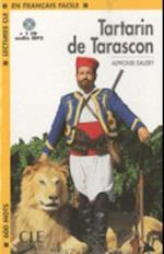 Tartarin de Tarascon Book + MP3 CD (Level 1) af Daudet
