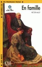 En Famille Book + MP3 CD (Level 1) af Malot