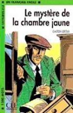 Le Mystere de La Chambre Jaune Book (Level 3)