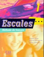 Escales Textbook (Level 1) af Blanc