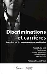 Discriminations et carrieres (Hors collection)