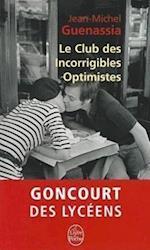 Le Club Des Incorrigibles Optimistes af Jean-Michel Guenassia