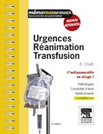 Urgences - Reanimation - Transfusion af Aures Chaib