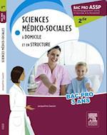 Bac Pro ASSP Sciences medico-sociales 2de af Jacqueline Gassier