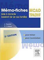 Memo-fiches MCAD/TPADVF af Jacqueline Gassier