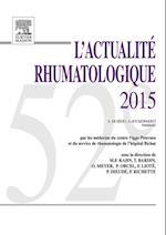 L'actualite rhumatologique 2015