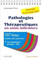 Pathologies et therapeutiques en soins infirmiers af Kim Quintero Y Perez