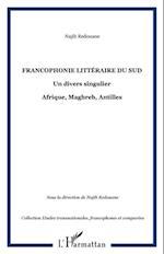 Francophonie litteraire du sud
