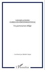 Les relations familles-professionnels af Remy De Gourmont