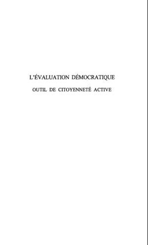 Evaluation democratique outil de citoyennete...
