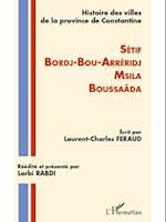 Histoire des villes de la province de co af Laurent