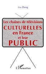 Les chaInes de televisions culturelle  en france et leur pub af Liu Zheng