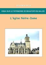 Essai Sur Le Patrimoine de Beaufort En Vallee