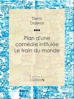Plan d'une comedie intitulee Le Train du monde
