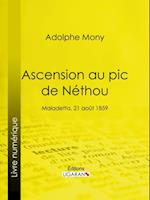 Ascension au pic de Nethou af Adolphe Mony
