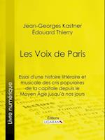Les Voix de Paris af Jean-Georges Kastner