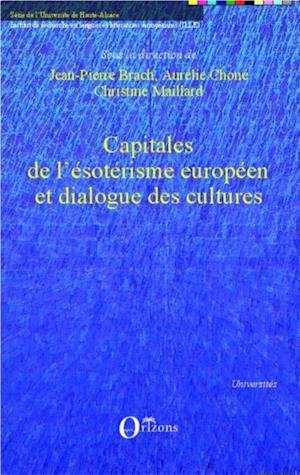 Capitales de l'esoterisme europeen et dialogue des cultures af Jean-Pierre Brach