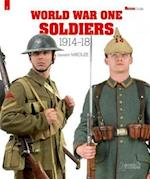 World War One Soldiers-1914-1918 (Militaria Guide, nr. 5)