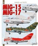 MiG 15, MiG 17 (Planes and Pilots, nr. 20)