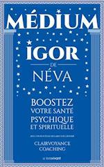 Medium clairvoyant Igor de Neva