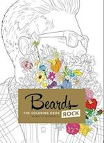 Beards Rock The Coloring Book af Horacio Cassinelli