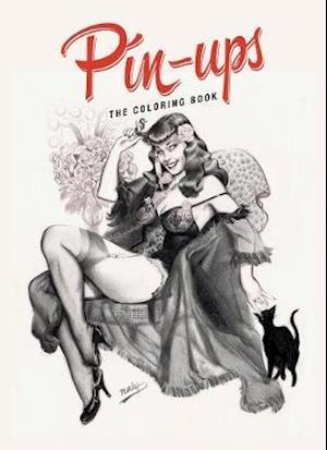 Bog, paperback Pin-up Coloring Book af Siri Maly