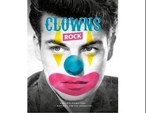 Bog, hardback Clowns Rock af Not Available
