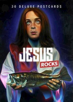 Ukendt format Jesus Rocks, The Postcards Box Set