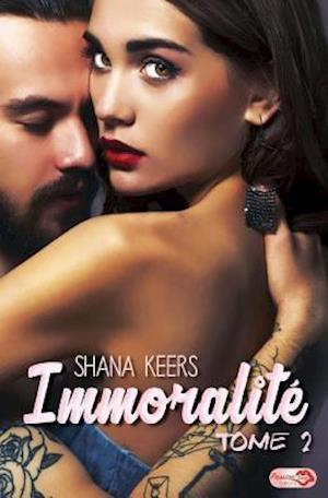 Bog, paperback Immoralite - Tome 2 af Shana Keers