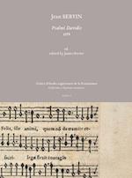 Jean Servin, Psalms (Epitome Musical)
