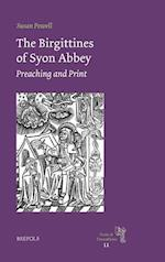 The Birgittines of Syon Abbey (Texts and Transitions, nr. 11)