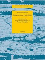 Prefaces of the Latin Bible (Studia Traditionis Theologiae)