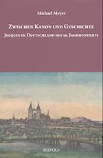 Josquin Im Deutschland Des 16. Jahrhunderts (Epitome Musical)