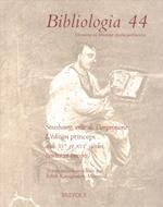 Strasbourg, Ville de L'Imprimerie. L''Edition Princeps Aux Xve Et Xvie Siecles. Textes Et Images (Bibliologia, nr. 44)