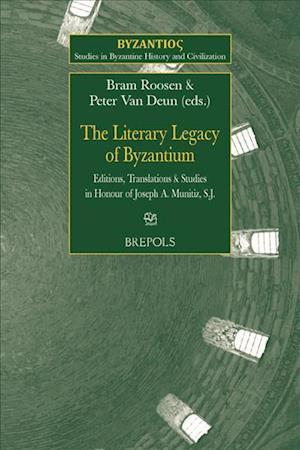 The Literary Legacy of Byzantium