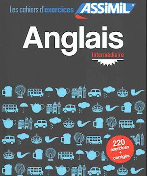 Bog, paperback Cahier d'exercices Anglais 2 - intermediaire af Helene Bauchart