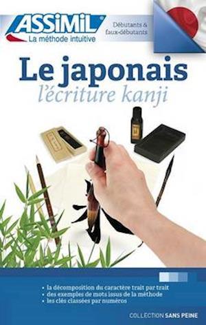 Bog, paperback Le Japonais Lectriture Kanji af Catherine Garnier