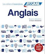 Coffret Cahiers D'exercices Anglais Debutants + Faux-Debutants