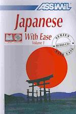 Japanese with Ease, Volume 1 [With Coursebook] (Assimil With Ease)