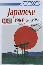 Japanese with Ease, Volume 2 [With Four CD's] af Catherine Garnier, Toshiko Mori