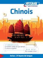 Chinois (Guide de conversation francais)