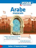 Arabe marocain (Guide de conversation francais)