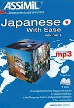Pack MP3 Japanese W.E.1 (Book + 1cd MP3)