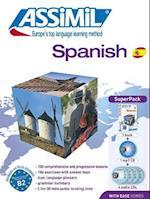 Spanish Super Pack (Livre + CD Audio + CD MP3)