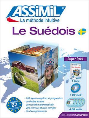 Bog, paperback Le Suedois Superpack