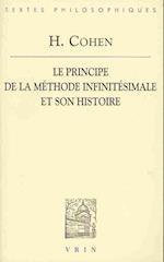 Le Principe De La Methode Infinitesimale Et Son Histoire af Hermann Cohen