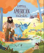 Famous American Folktales af J. E. Bright