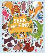 Seek and Find Animals of the World