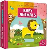 Baby Animals, My First Animated Board Book