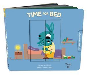 Bog, hardback Time for Bed af Bedouet Thierry